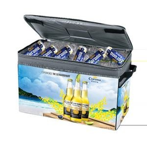 48 Can Foldable Cooler