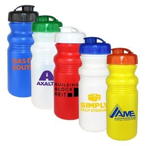 20 Oz. Cycle Bottle with Flip Top Cap