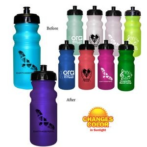 20 Oz. Sun Fun Cycle Bottle (Spot Color)