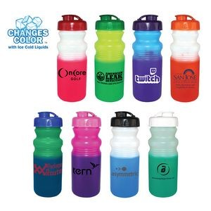 20 Oz. Mood Cycle Bottle (Spot Color)