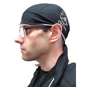 Doo Rag with Neck Protection - Muslin Fitted Cap