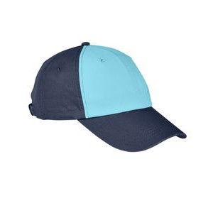 Big Accessories 100% Washed Cotton Twill Baseball Cap