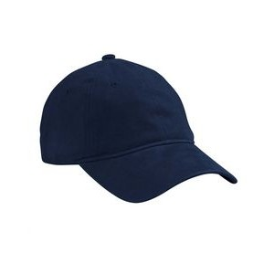 Big Accessories Brushed Heavy Weight Twill Cap