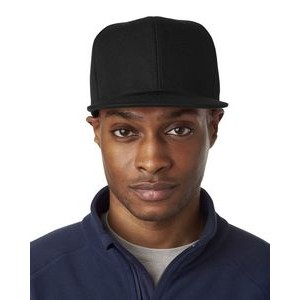ULTRACLUB Adult Flat Bill Cap