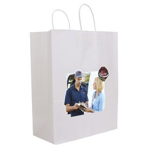 White Guard Sealable Paper Shoppers (ColorVista)