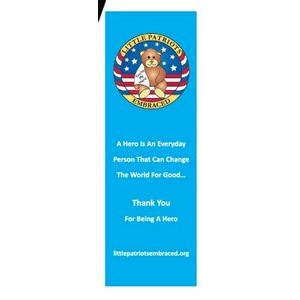 "12 Point Laminated Card Stock Bookmark (2""x6"")"