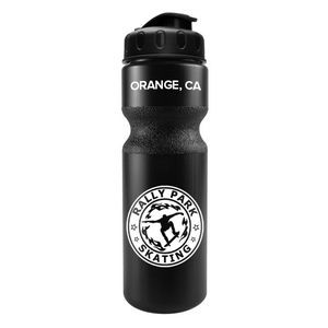 The Journey Bottle - 28 oz. Bike Color Bottle (Flip Lid)