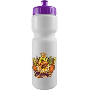 Journey 28 oz. Bike Sports Bottle - Push Pull Lid - digital imprint