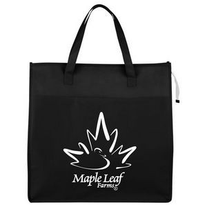 Jumbo Grocery Insulated Non-Woven Tote