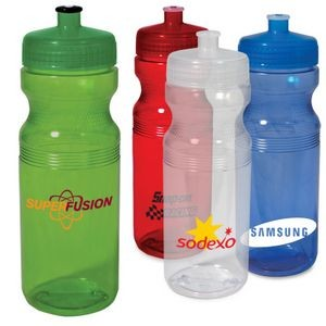 24 Oz. Big Squeeze Sport Bottle w/PP Lid