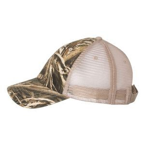 Kati Unstructured Licensed Camo Cap w/Soft Mesh (Blank)