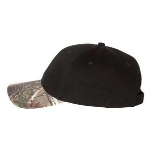 Kati Solid Crown Cap (Blank)