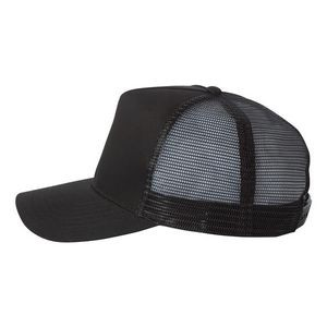 Mega Cap® Five Panel PET Trucker Cap (Blank)