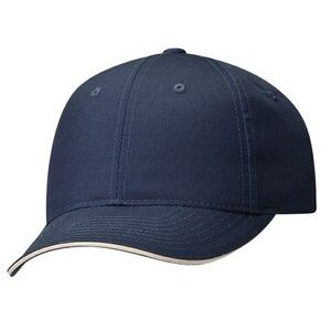Valucap™ Poly Cotton Sandwich Cap (Blank)