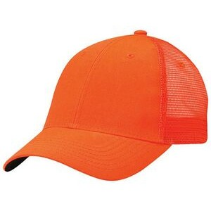 Kati Blaze Orange w/Mesh Back Cap (Blank)