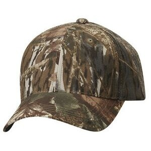 Outdoor Cap® Value Camo Cap (Blank)
