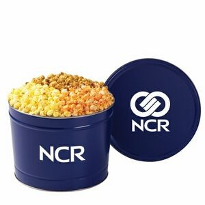 3 Way Popcorn Tins - (2 Gallon)