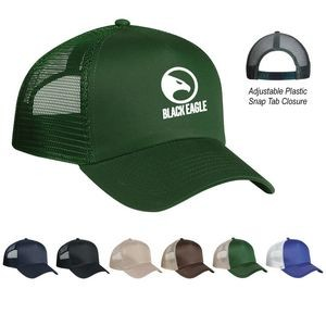 5 Panel Mesh Back Price Buster Cap