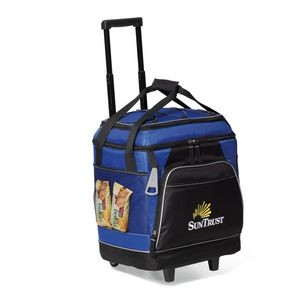 Islander Wheeled Cooler Blue