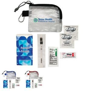 Cold & Flu Deluxe Safety and Wellness Kit