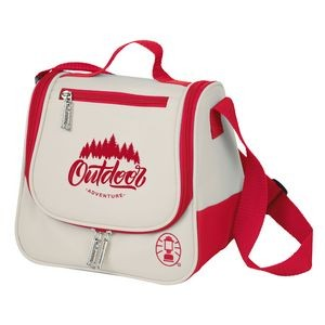 Coleman� 8-Can Saddle Bag Cooler