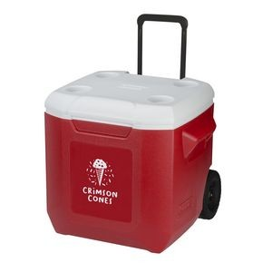 Coleman® 45-Quart Wheeled Cooler