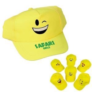 Emoticon Baseball Cap
