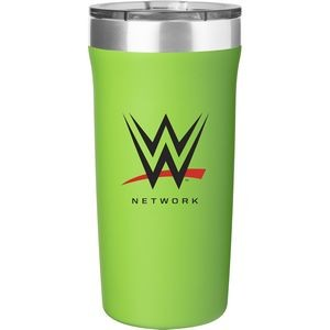 18 Oz. Palermo Powder Tumbler (Matte Lime)