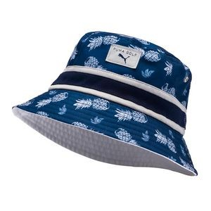 Reversible Bucket Hat Islands