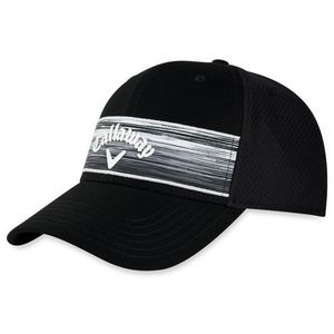 Callaway Men's Stripe Mesh Hat