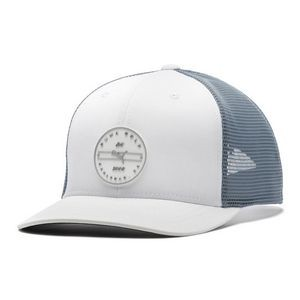 Trucker Circle Patch 110 Snapback Cap