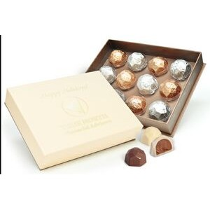 12-pc Chocolate Gift Box
