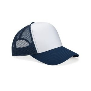 Mega Cap� 5 Panel PET Mesh Back Trucker Cap