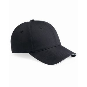 Valucap™ Poly/Cotton Sandwich Cap