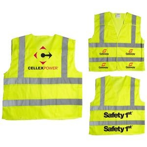 Quick Release ANSI 2 Safety Vest