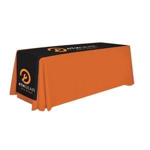"125"" Lateral Table Runner (Imprinted Top and Sides)"