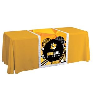 "28"" Accent Table Runner (Full-Color Full Bleed)"