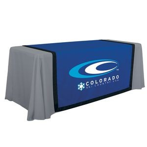 "57"" Accent Table Runner (Full-Color Front Only)"
