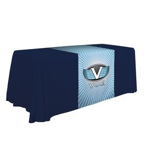 "28"" Standard Table Runner (Full-Color Full Bleed)"