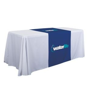 "28"" Standard Table Runner (Two Imprint Locations)"