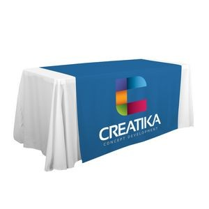 "57"" Standard Table Runner (Full-Color Front Only)"