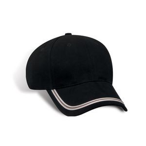 Ultratouch Deluxe Brushed Cotton Twill Cap
