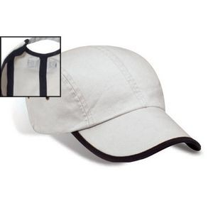 Unstructured Cotton Twill Cap