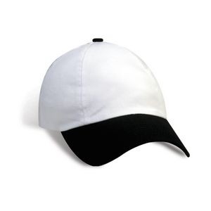 Rotated Cotton Twill Cap
