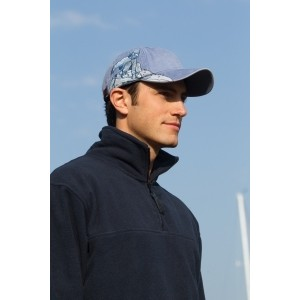 Adams Resort Cap w/ Snowboarder Embroidery -CLOSEOUT