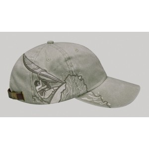 Adams Resort Cap w/ Windsurfer Embroidery-Closeout