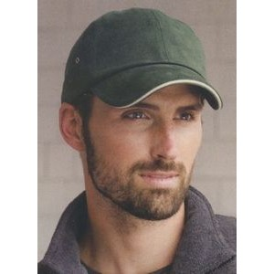 Adams Contrast Heavyweight Brushed Twill Cap-Closeout