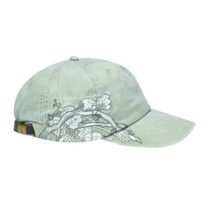 Adams Resort Cap w/ Winery Vines Embroidery