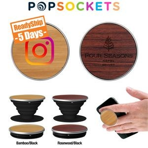 Wood PopSockets� Grip