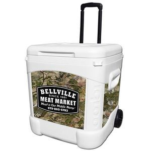 Kings Camo® Mountain Igloo® Ice Cube 60 Roller Cooler